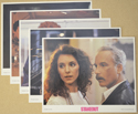 Stakeout <p><a> 5 Cinema Lobby Cards </i></p>