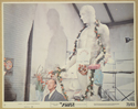 THE STATUE (Card 8) Cinema Colour FOH Stills / Lobby Cards