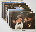 Sting II (The) <p><a> Set of 8 Original Colour Front Of House Stills / Lobby Cards </i></p>