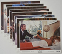 Stoney <p><a> Set of 8 Original Colour Front Of House Stills / Lobby Cards </i></p>