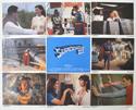 SUPERMAN III Cinema Set of Colour FOH Stills / Lobby Cards
