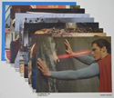 Superman III <p><a> Set of 8 Original Colour Front Of House Stills / Lobby Cards </i></p>