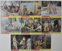 TREASURE OF MATECUMBE Cinema Set of Colour FOH Stills / Lobby Cards