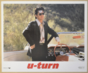 U-TURN (Card 1) Cinema Set of Colour FOH Stills / Lobby Cards