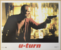 U-TURN (Card 5) Cinema Set of Colour FOH Stills / Lobby Cards