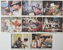 UPTOWN SATURDAY NIGHT Cinema Set of Colour FOH Stills / Lobby Cards