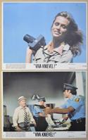 VIVA KNIEVEL! Cinema Colour FOH Stills / Lobby Cards