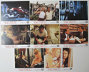 THE WAR OF THE ROSES Cinema Set of Colour FOH Stills / Lobby Cards