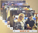 Wayne's World <p><a> 6 Original Front Of House Stills / Lobby Cards </i></p>