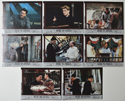WE'RE NO ANGELS Cinema Set of Colour FOH Stills / Lobby Cards