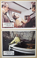 When Eight Bells Toll <p><a> 2 Original Front Of House Stills / Lobby Cards </i></p>