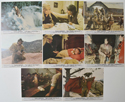 THE WHITE BUFFALO Cinema Set of Colour FOH Stills / Lobby Cards