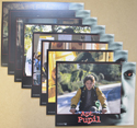 Apt Pupil <p><a> Set of 8 Original Colour Front Of House Stills / Lobby Cards </i></p>