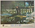 BLUE JEAN COP (Card 1) Cinema Set of Colour FOH Stills / Lobby Cards