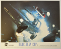 BLUE JEAN COP (Card 5) Cinema Set of Colour FOH Stills / Lobby Cards