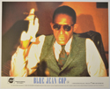 BLUE JEAN COP (Card 7) Cinema Set of Colour FOH Stills / Lobby Cards