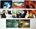BLUE JEAN COP Cinema Set of Colour FOH Stills / Lobby Cards
