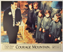 COURAGE MOUNTAIN (Card 4) Cinema Set of Colour FOH Stills / Lobby Cards