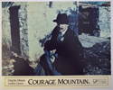 COURAGE MOUNTAIN (Card 8) Cinema Set of Colour FOH Stills / Lobby Cards