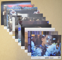 Romeo + Juliet <p><a> Set of 8 Original Colour Front Of House Stills / Lobby Cards </i></p>