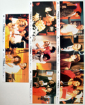 Soapdish <p><a> Set of 8 Original Colour Front Of House Stills / Lobby Cards </i></p>