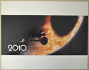2010 : THE YEAR WE MAKE CONTACT (Card 1) Cinema Lobby Card Set