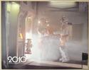2010 : THE YEAR WE MAKE CONTACT (Card 3) Cinema Lobby Card Set