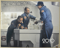 2010 : THE YEAR WE MAKE CONTACT (Card 5) Cinema Lobby Card Set