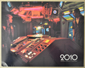 2010 : THE YEAR WE MAKE CONTACT (Card 7) Cinema Lobby Card Set
