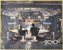 2010 : THE YEAR WE MAKE CONTACT (Card 9) Cinema Lobby Card Set