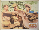 AFRICA: TEXAS STYLE (Card 4) Cinema Lobby Card Set