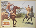 AFRICA: TEXAS STYLE (Card 5) Cinema Lobby Card Set
