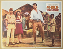 AFRICA: TEXAS STYLE (Card 6) Cinema Lobby Card Set