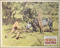 AFRICA: TEXAS STYLE (Card 7) Cinema Lobby Card Set