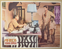 AFRICA: TEXAS STYLE (Card 8) Cinema Lobby Card Set