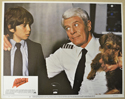 AIRPLANE II - THE SEQUEL (Card 3) Cinema Lobby Card Set