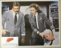 AIRPLANE II - THE SEQUEL (Card 5) Cinema Lobby Card Set