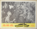 AMBUSH BAY (Card 8) Cinema Lobby Card Set