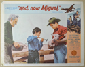 AND NOW MIGUEL (Card 2) Cinema Lobby Card Set