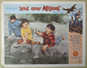 AND NOW MIGUEL (Card 3) Cinema Lobby Card Set