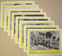 Attack! <p><i> Set Of 8 Cinema Lobby Cards </i></p>