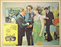THE BLISS OF MRS. BLOSSOM (Card 8) Cinema Lobby Card Set
