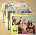 Bliss Of Mrs. Blossom (The) <p><i> Set Of 8 Cinema Lobby Cards </i></p>