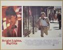 BRIGHT LIGHTS BIG CITY (Card 1) Cinema Lobby Card Set