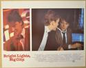 BRIGHT LIGHTS BIG CITY (Card 2) Cinema Lobby Card Set