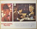 BRIGHT LIGHTS BIG CITY (Card 3) Cinema Lobby Card Set