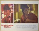 BRIGHT LIGHTS BIG CITY (Card 6) Cinema Lobby Card Set