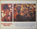 BRIGHT LIGHTS BIG CITY (Card 8) Cinema Lobby Card Set