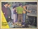 THE CAPER OF THE GOLDEN BULLS (Card 8) Cinema Lobby Card Set