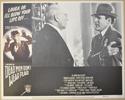 DEAD MEN DON'T WEAR PLAID (Card 5) Cinema Lobby Card Set